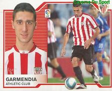 JOSEBA GARMENDIA ESPANA ATHLETIC CLUB STICKER LIGA ESTE 2008 PANINI