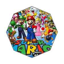 Customize Special Offer Custom Printed Super Mario Portable Foldable Umbrella