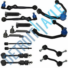 Brand New 14pc Complete Front Suspension Kit 1993 - 1997 Ford Thunderbird Cougar
