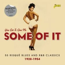 You Got To Give Me Some Of It: 55 Risque - You Got To (2014, CD NIEUW)2 DISC SET