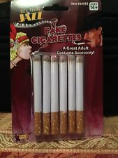 Fake Cigarettes (6 Pack) - Jokes, Gags, Pranks - Theatrical or Magical Prop