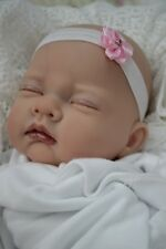 BEAUTIFUL REBORN SOFIA ~ BALD BABY GIRL ~ FULL LIMBS ~ ABC DOLL
