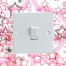 Rosa Estrellas Estampado Eléctrico Interruptor Marco Adhesivo De Vinilo Impreso
