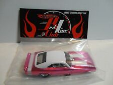 15th Annual Collectors Nationals RLC Party Pink Dodge Charger Funny Car Bag