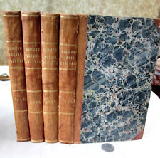 4Vols,COMMON SCHOOL JOURNAL,1840-1843,Horace Mann