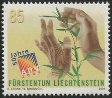 2004 TIMBRE STAMP LIECHTENSTEIN N°1280 **  NEUF LUXE MAIN -  HAND