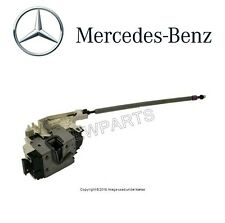 Mercedes W204 W207 W212 Front Driver Left Door Lock Mechanism Genuine 2047201535