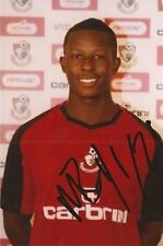 BOURNEMOUTH: MARVIN BARTLEY SIGNED 6x4 PORTRAIT PHOTO+COA