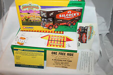 Corgi, Silcox Fairs, Foden Closed Pole Truck, Boxed