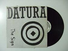 """Datura – The Sign -Disco Mix 12"""" Vinile ITALIA 1997 Euro House"""