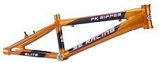 "SE Racing BMX 2014 PK Ripper 20"" ELITE PRO Race FRAME new GOLD 20.5"" Top Tube"