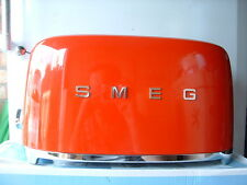 Smeg TSF02RDUK RED 50's Retro Style 4 Slice Toaster-Customer Return