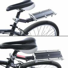 Back Rear Rack Bike Bicycle Seat Post Frame Carrier Holder Cargo Racks 3W U1B4