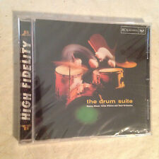 MANNY ALBAM ERNIE WILKINS THE DRUM SUITE RCA RECORDS 74321914282