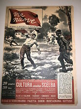 VIE NUOVE#Settimanale Orientamento e Lotta Politica-Anno IV- N.27#3 Luglio 1949
