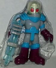 "DC Super Friends MR. FREEZE 3"" Figure with gun Imaginext Fisher-Price Hero Squad"
