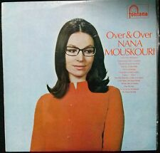 NANA MOUSKOURI - OVER AND OVER VINYL LP AUSTRALIA