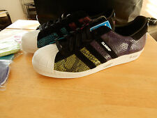 ADIDAS superstar 80 x large UK 10 BNIB  US 10.5 MEN'S TRAINERS G18090