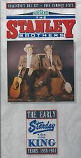 STANLEY BROTHERS Ralph & Carter Early Starday/King Collection NEW 4-CD Long Box