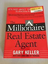 The Millionaire Real Estate Agent It's Not About The Money Gary Keller Paperback