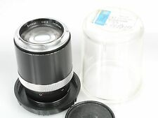 zeiss Contarex Sonnar 2,8/135 135mm f/2,8 135mm 1:2,8 Plexi-case with lensnumber