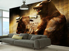 Stock Market Wall Mural Photo Wallpaper GIANT WALL DECOR PAPER POSTER FREE GLUE