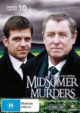 Midsomer Murders Season 10 - Box Set (Part 2) DVD NEW