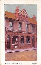 POSTCARD    KENT   GILLINGHAM    Post  Office