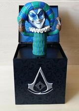 Assassin's Creed Brotherhood Collector's Edition Jack in the Box Harlequin Rare