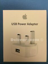Genuine Apple usb charger Adapter Original. BUY 2 GET ONE FREE