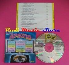 CD RED RONNIE favolosi anni 60 1964-2 LITTLE TONY MORANDI JANNACCI (C33) no lp