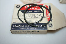Yamaha motorcycle nos rings yh1 1st over