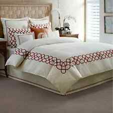 NWT Tommy Bahama Full/Queen Crimson Trellis Duvet Cover