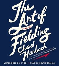 The Art of Fielding by Chad Harbach (2011, CD, Unabridged)