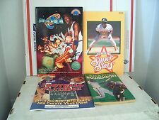 Space Jam Michael Jordan Bo Jackson Sports MLB baseball NFL football book lot