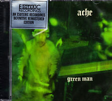 Ache Green Man (1971) remastered Esoteric CD neuf emballage d'origine/sealed