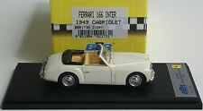 1 / 43 FERRARI 166 INTER CABRIO BBR 173 A FACTORY BUILT