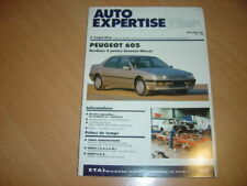 Auto Expertise Peugeot 605 berlines