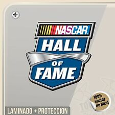 PEGATINA NASCAR HALL OF FAME STOCK CAR AUTO RACING VINYL STICKER DECAL ADESIVI