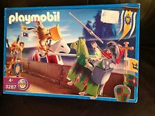 Playmobil Knights' Tournament Set  Jousting 3287 New Sealed Very Rare