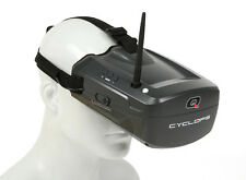 ! NEW ! Quanum Cyclops FPV Goggles built in 5.8ghz 40ch Race band Receiver UK