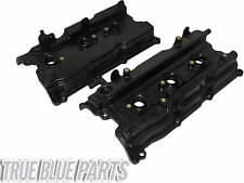 Left & Right Valve Covers with Gasket & Spark Plug Seals for 03-07 Murano V6 3.5