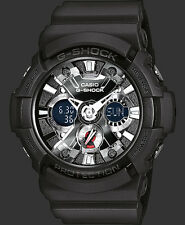 Casio G-SHOCK GA-201-1AER Watch 5 Alarms Light Timer Sameday Dispatch
