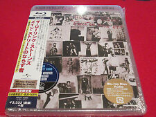 ROLLING STONES - EXILE ON MAIN ST. - JAPAN Blu-Ray Audio Disc - RARE Sealed