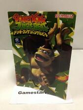 DONKEY KONG JUNGLE BEAT JAP VERSION GUIDE (GUIDA STRATEGICA)