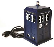 DOCTOR WHO Tardis 4 Port Passive USB Hub DR115