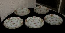 Vintage Limoges china lot Gorgeous 7 5/8 LUNCH  dishes A Fine lot of 5