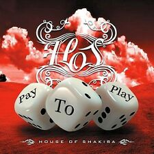 HOUSE OF SHAKIRA - Pay to Play / New CD 2013 / Melodic Hard Rock Andreas Novak