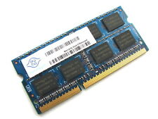 Nanya NT4GC64B8HG0NS-CG 4GB 2Rx8 SODIMM PC3-10600S-9-10-F2 DDR3 Laptop Memory