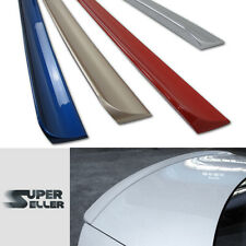 PAINTED MERCEDES BENZ W211 SEDAN REAR BOOT LIP TRUNK SPOILER 03